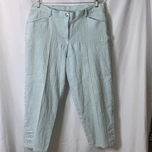 Hearts of Palm Woman Ankle Pants
